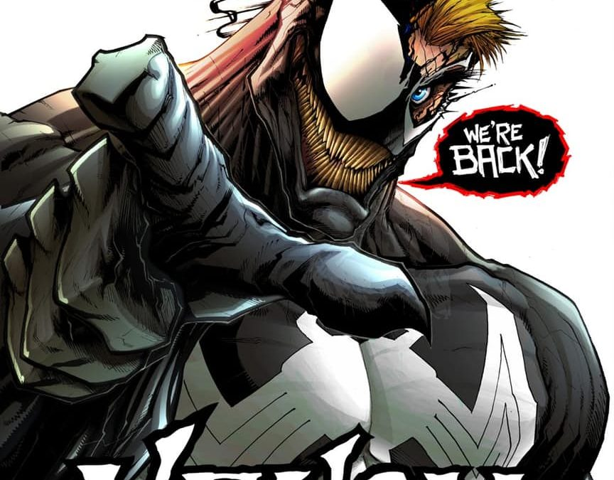 EDDIE BROCK RETURNS IN VENOM #6