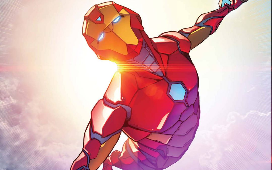 INVINCIBLE IRON MAN 1 NOW