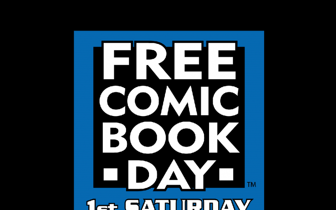 FREE COMIC BOOK DAY AT DEE'S