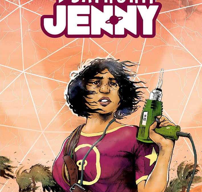 Deathship Jenny #4 has landed!