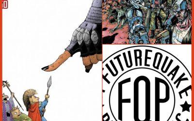 New Zarjaz and FutureQuake 2019 Arrive Direct from the U.K!