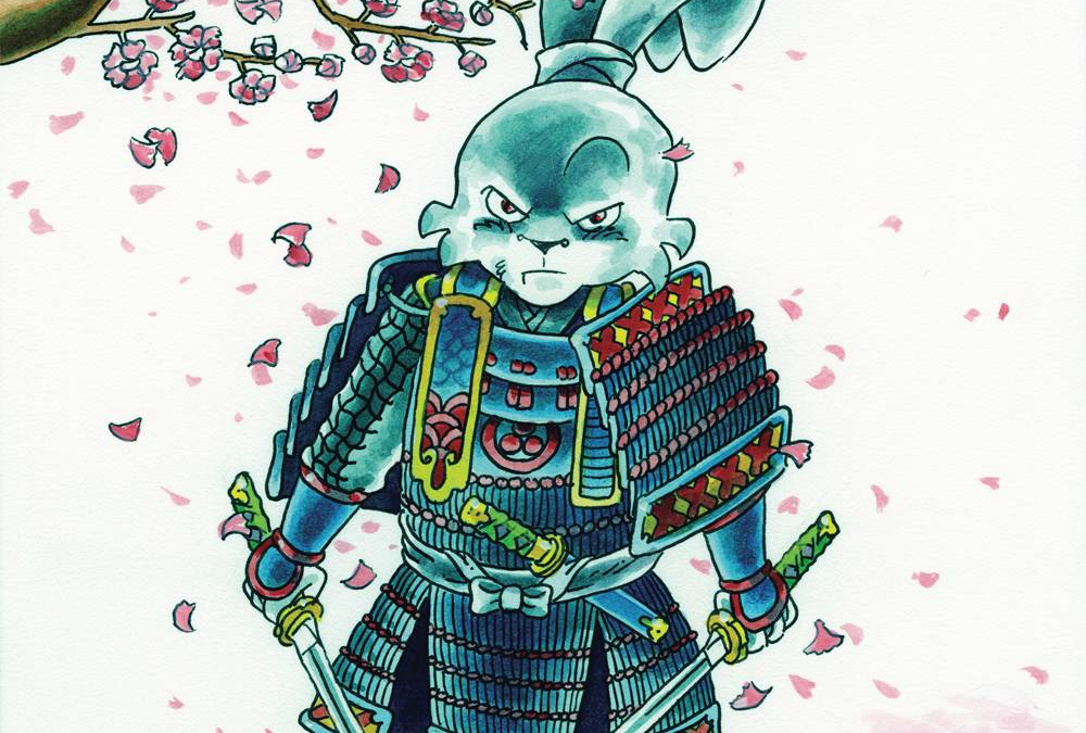STAN SAKAI'S RONIN RABBIT RETURNS!